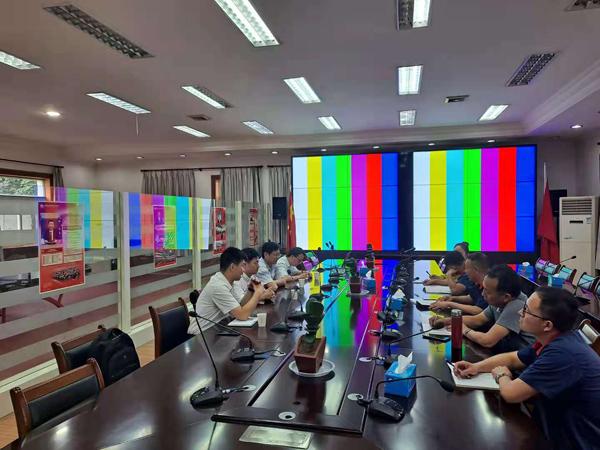 武汉理工大学教授到公司开展交流学习